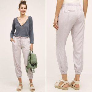 Hei Hei Lavender Lilac Midland Jogger Pants small